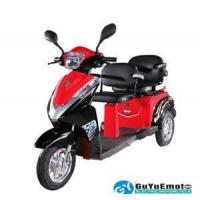 GY-T409 Hot Sale 3 Wheel Electric Mobility Scooter 48V20AH Tricycle,Electric Mobility Chairs With Do Manufactures