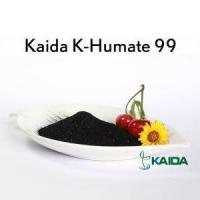 100% Water Soluble High Quality Humic Acid Potassium Humate With Fulvic Acid Flake Manufactures