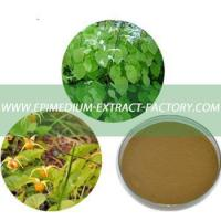 China High Quality Icariin epimedium herb extract on sale