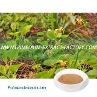 China Epimedium Herb Extract, Herba Epimedii Extract, Horny Goat Weed Extract on sale