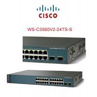 Buy cheap Switch WS-C3560V2-24TS-S from wholesalers