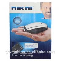 NIKAI 2014 Hot Sell mini men's electric hair clipper & trimmer Manufactures