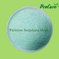 Procare Aricultural Grade High Quality Ferrous Sulfate Micronutrients Fertilizer Manufactures
