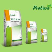 Procare High Efficiency Fertilizer EDTA-Mg/Ca/Zn/Cu/Mn Micronutrient Element Edta Zn 10% Chelated Ed Manufactures