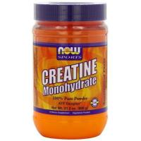 NOW Foods Creatine Monohydrate, 600g Manufactures