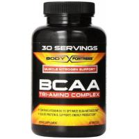Body Fortress BCAA Tri-Amino Complex Nutritional Supplement, 30 Servings, 60 Count Manufactures