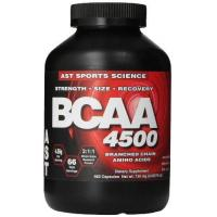 Ast Bcaa 4500mg 462 caps, 730mg Bottle Manufactures