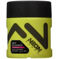 Neon Sport Volt Creatine Free Preworkout with Beta Alanine, Watermelon, 36 Servings, 180 Grams Manufactures