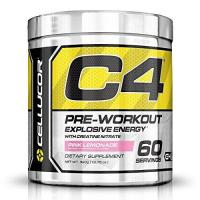 China C4 Original Explosive Pre-Workout Supplement, Pink Lemonade, 13.75 oz on sale