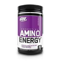 China Optimum Nutrition Amino Energy, Concord Grape, 30 Servings on sale