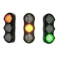 Buy cheap 200mm flashing crazy traffic led lights from wholesalers
