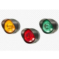 200mm Waterproof Solar Led Traffic Light Manufactures