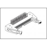Box Header 1.27mmX2.54mm Right Angle Type with Ejectors Manufactures