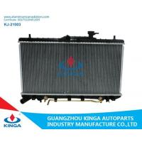 Brazed Radiator Auto Spare Parts Radiator for Hyundai Accent′99- AT Manufactures
