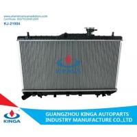 China Brazed Auto Hyundai Radiator for ACCENT 1999 MT on sale