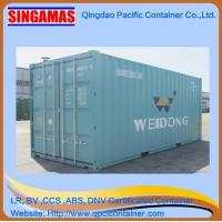 Singamas Qingdao Factory Directly Produce and Sell 20 Foot Container with 3.1m Height Manufactures