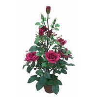 Silk Plants - China Rose Manufactures