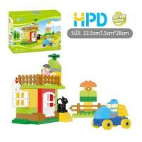 Building Blocks Set for Learning Fun Manufactures