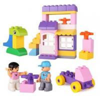 City/Girls/Flower Shop Plastic Building Blocks Toys Manufactures
