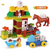 Buy cheap Creative Blocks Toys Kids Enlighten Brick for Early Learning from wholesalers