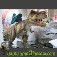 Buy cheap Attractive Amusement Ride T Rex Walking Dinosaur from wholesalers