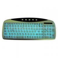 HUONG QUE Sell Luminescent Multimedia Keyboard SK4002 Manufactures