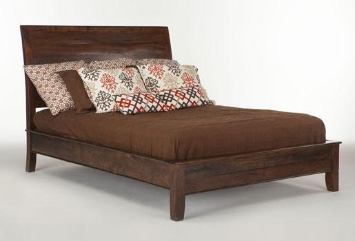 Quality Rutland Queen Size Solid Wood Platform Bed for sale