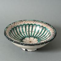 A Spanish early 20th century bowl Manufactures
