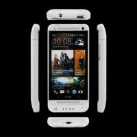 HTC ONE M7 4200mAh Smart-View External Backup Battery Case Manufactures