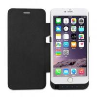Buy cheap Power Bank Case 10000mAh for iPhone 6 Plus 5.5 inch External Battery Power Pack Flip Cover Case from wholesalers