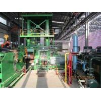 China 180W Color Coated Aluminum Coil Coating Production Line 380V 100X7X10 m on sale