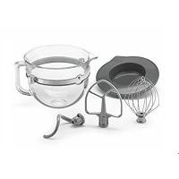 China KitchenAid Glass 6 Quart Mixing Bowl with Accessories for Bowl-lift Stand Mixers on sale