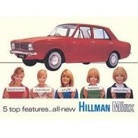 Buy cheap Culture HILLMAN MINX from wholesalers