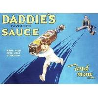 Buy cheap Culture Daddie's Sauce (Boy with sauce) Postcard from wholesalers