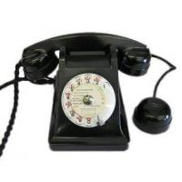 Culture French Black Bakelite Phone Manufactures