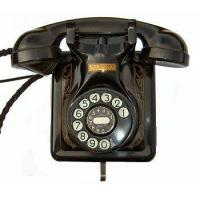 China Culture Bell Wall Phone on sale