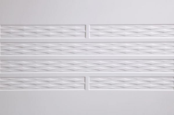 Quality Good Price Embossed PVC Plastic Sheet Patterned PVC Foam Sheets For Exhibition Cabinet for sale
