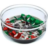 China Jingle Those Bells Compartment Coaster Caddy on sale