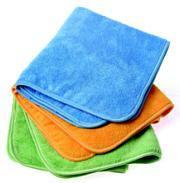 Waterless Products Microfiber Towels - Set of 3 Vary in Color Manufactures