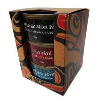 Gourmet Foods Smoked Seafood Pate Variety Pack Manufactures