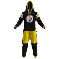 Pittsburgh Steelers Adult Onesies Manufactures