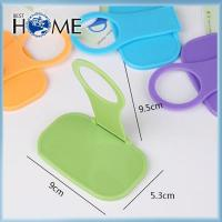 China Foldable Plastic Mobile Cell Phone Charger Charge Holder For Travel on sale
