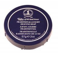 Taylor of Old Bond Street Traditional Luxury Shaving Soap in Travel Bowl Manufactures