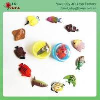 Children Like The Cute Mini Fish With Painting Vending Machines Capsule Toys Manufactures
