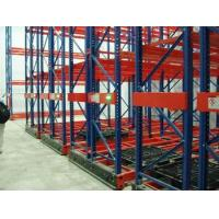 Railroad electric mobile rack Manufactures