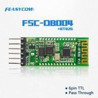 Buy cheap china 6 Pin Serial Port Bluetooth 4.0 Dual Mode Board Support RS232 TTl for FSC-BT826 from wholesalers