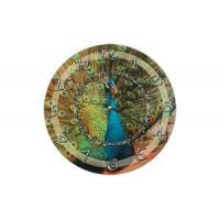 China Glass Products Glass Products - Round Clock - incl. fingers and movements wholesale