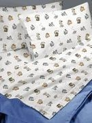 Quality Raggedy Ann and Andy Flannel Sheet Set **Only ONE FULL SIZE set available** for sale