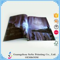 China China cheap wholesale uncoated paper magazine offset printing on sale