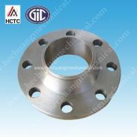 China ANSI B16.5 Welding Neck Forged Flanges on sale